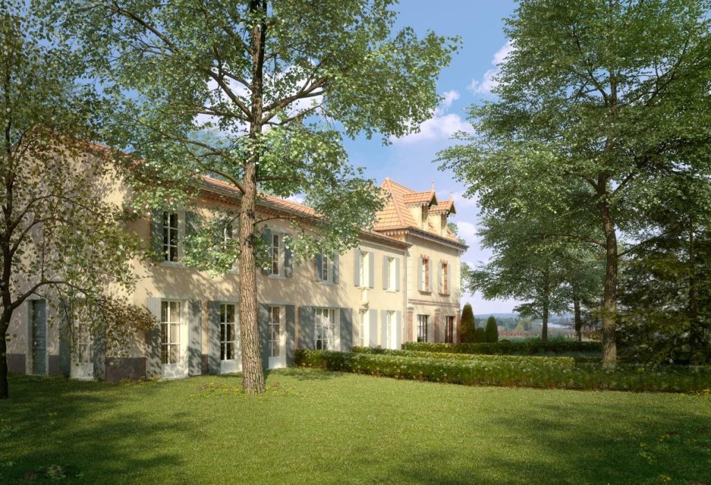 Vente appartement t5 avec jardin privatif dans bastide du for Jardin 19eme siecle